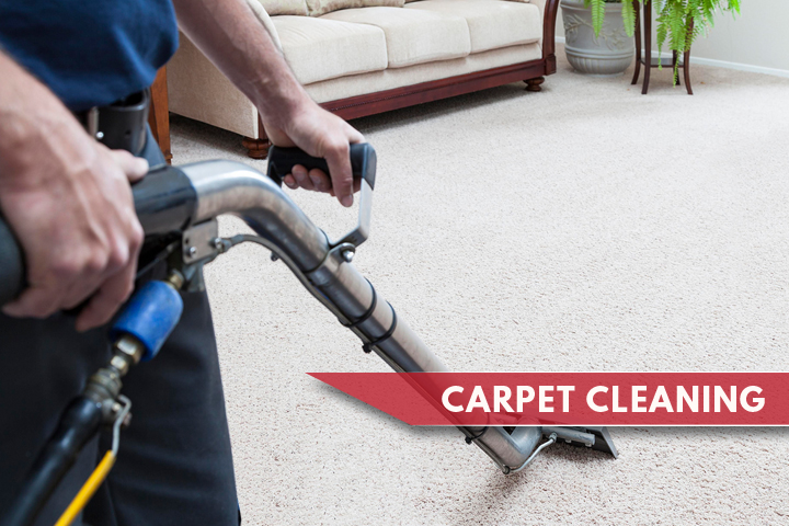 Carpet, Tile & Grout Cleaning