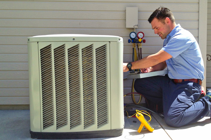 Heat & Air Conditioning Services