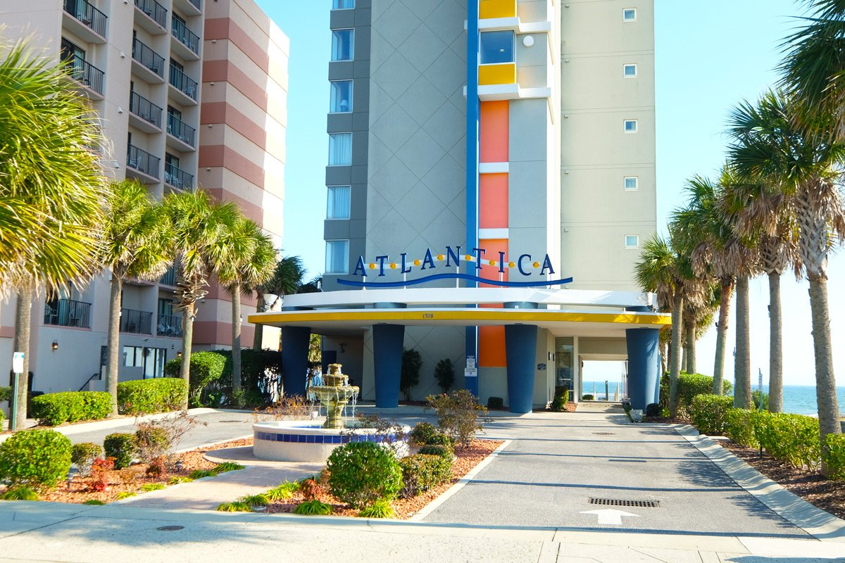 Atlantica Resort Myrtle Beach Book Direct