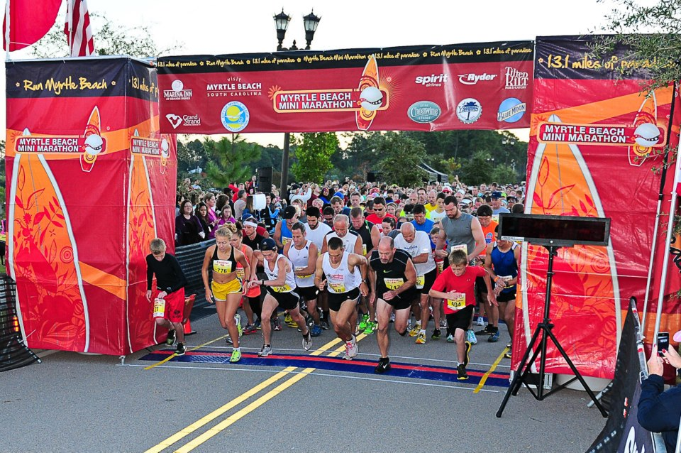 Myrtle Beach Mini-Marathon Returns