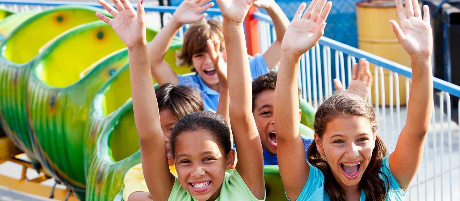 Myrtle Beach Roller Coaster