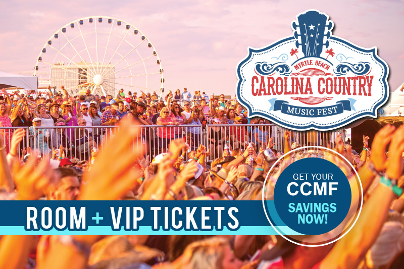 CCMF VIP Package