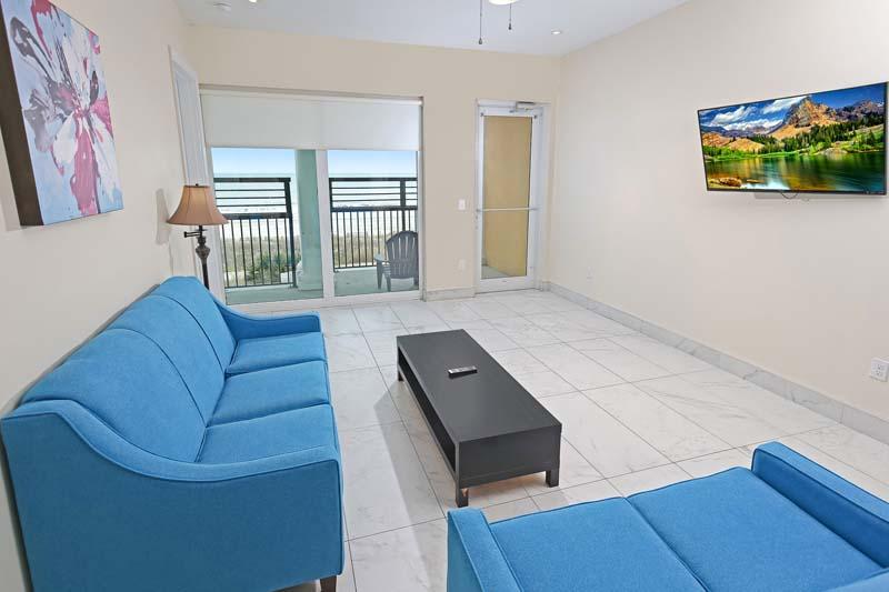 3 Bedroom Oceanfront Myrtle Beach Condo Rentals