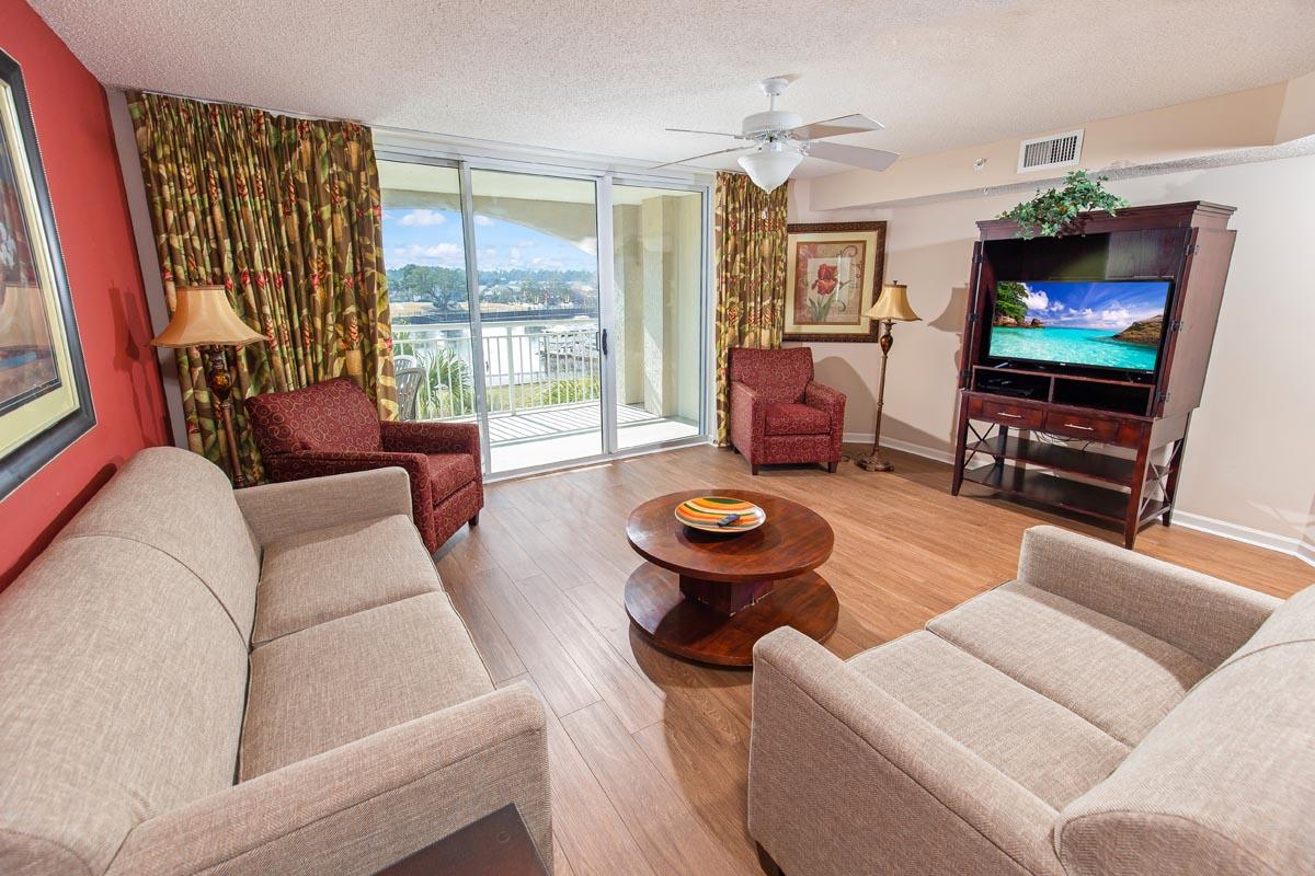Yacht Club 3 Bedroom Hotel & Resort