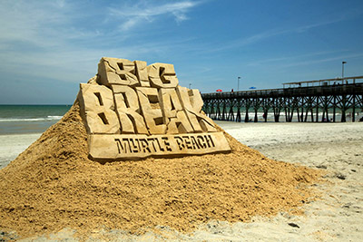 Big Break: Myrtle Beach To Showcase Grand Strand Golf
