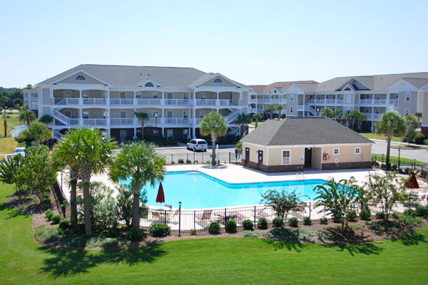 Barefoot Resort Villas