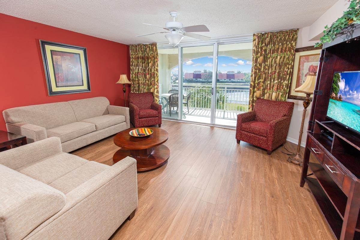 Yacht Club 2-301 Hotel & Resort