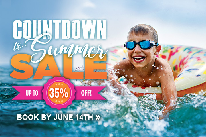 Countdown to Summer Sale
