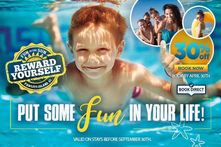 Spring into Summer Sale True Blue Resort Vacations