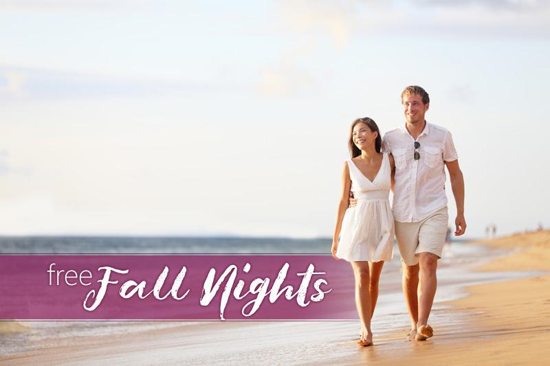 FREE Fall Nights