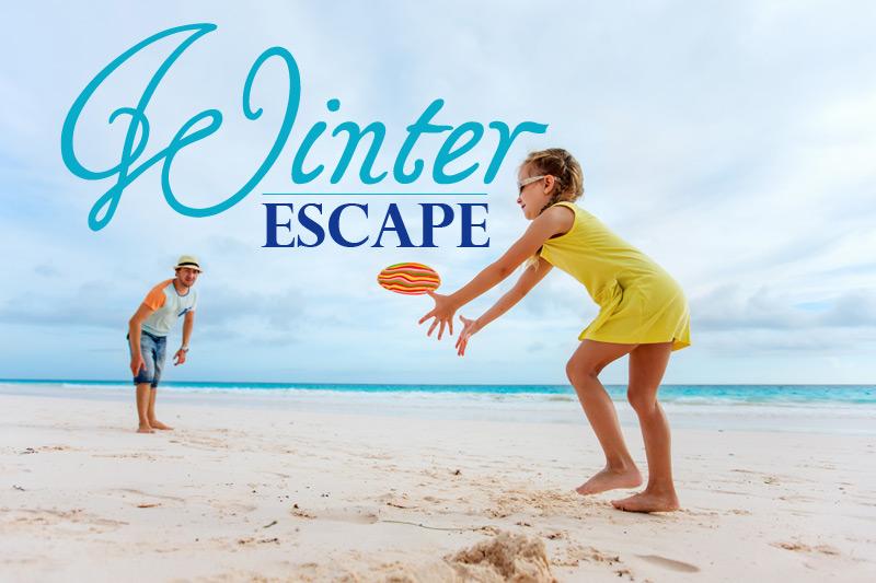 Winter Escape - 35% OFF