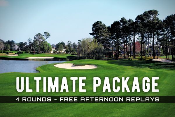 Ultimate Pkg - Play 3, Get Possum Trot FREE