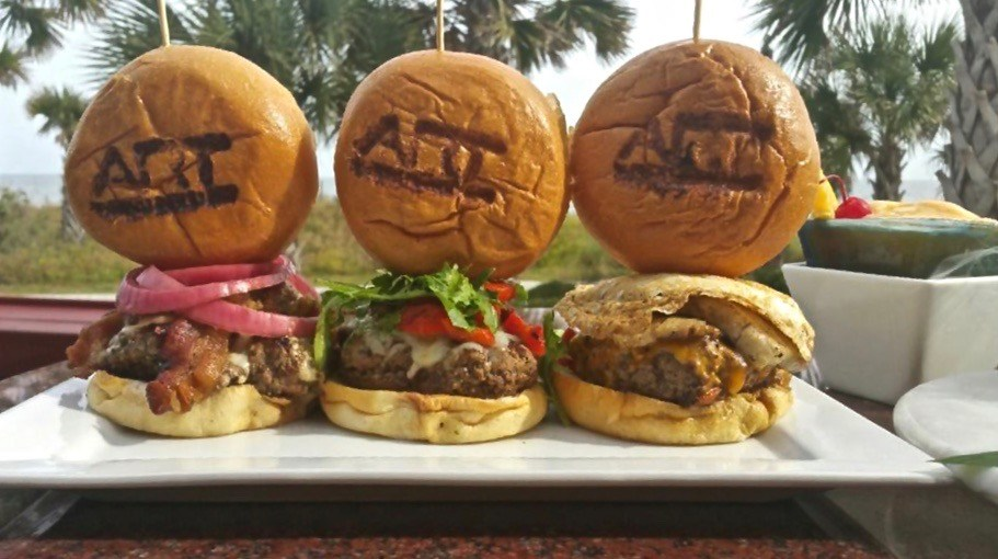 Top 5 Burger Joints in the Myrtle Beach Area