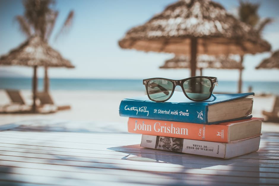 Top 10 Beach Reads for your South Strand Vacation