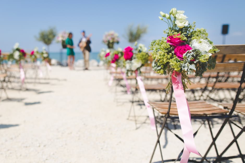 Tips for Planning your South Strand Summer Wedding