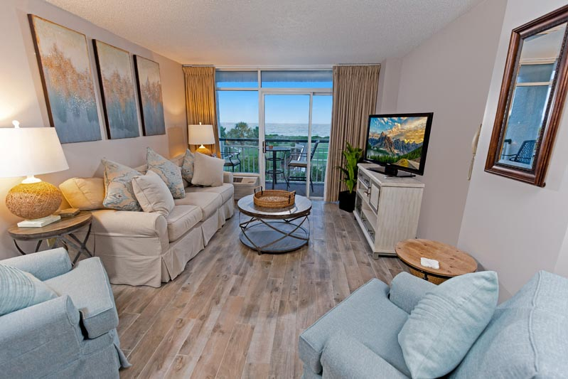 Bridgewater 1 Bedroom King Suite - Litchfield Beach