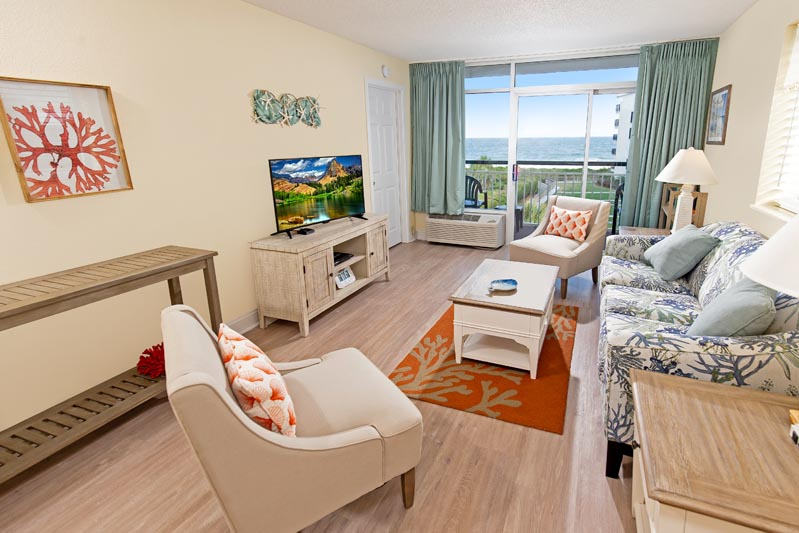 Bridgewater - 2 Bedroom Oceanfront Suite Floorplan