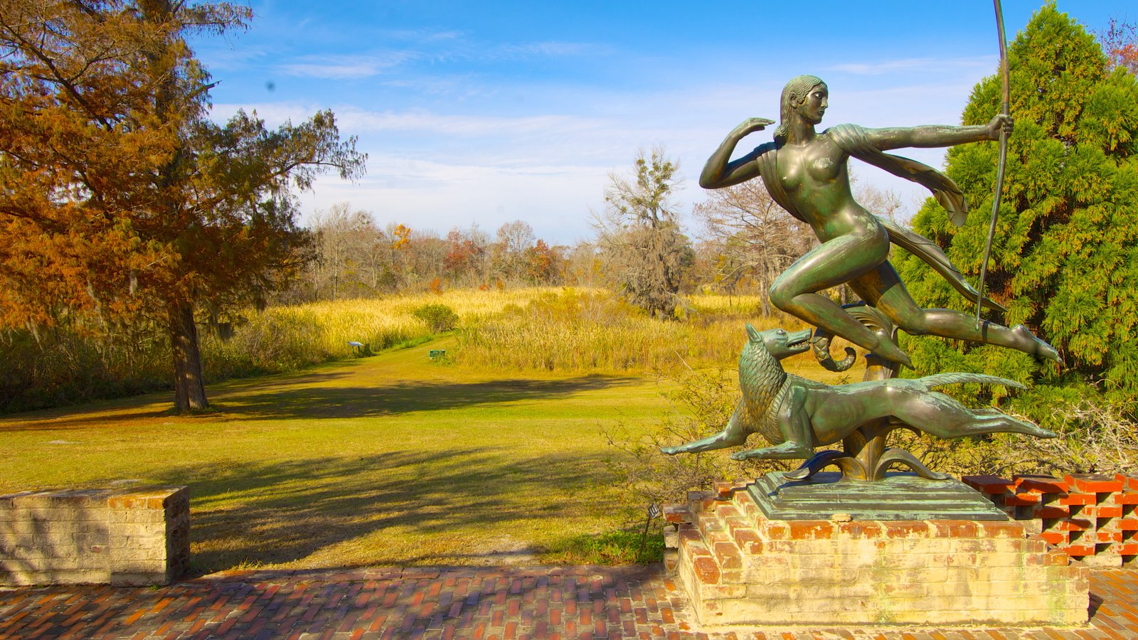 Fall Into Autumn at Brookgreen Gardens