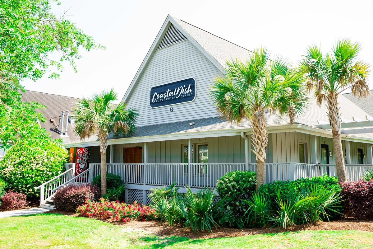 Coastal Dish LowCountry Dining Litchfield Beach Vacations