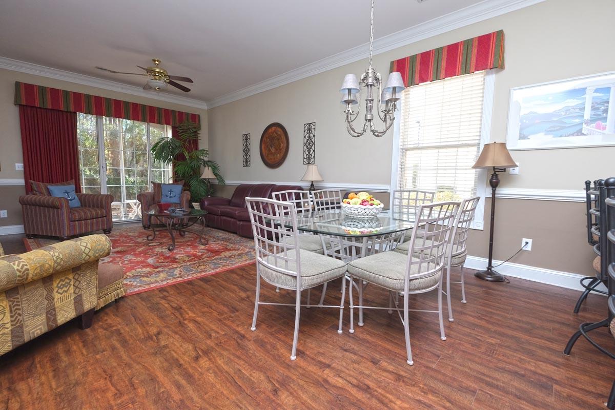 Fairway - 4 Bedroom Villa South Carolina