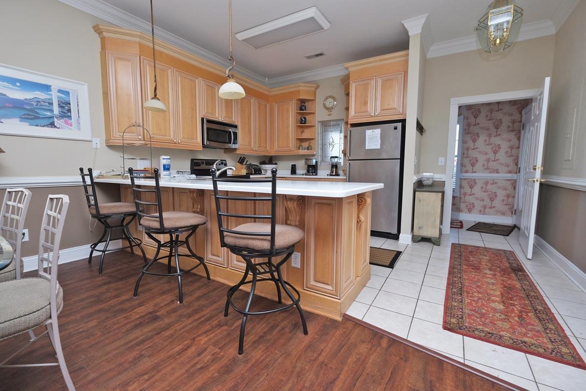 Fairway - 4 Bedroom Villa Condo Rentals