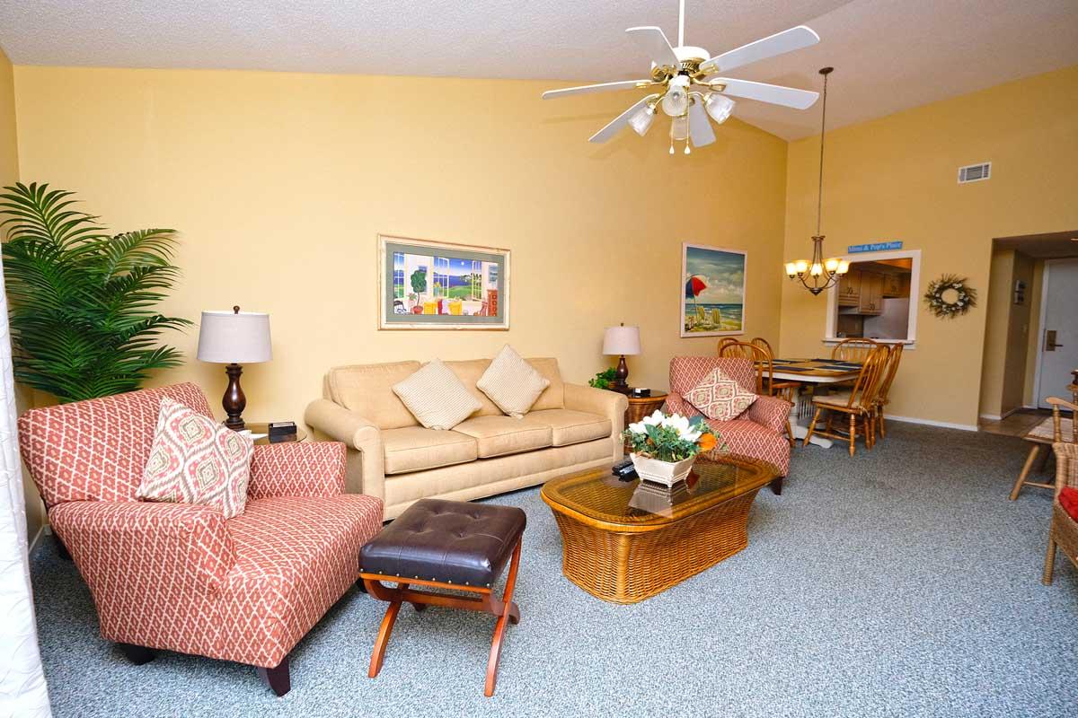 Fairway - 2 Bedroom Villa South Carolina