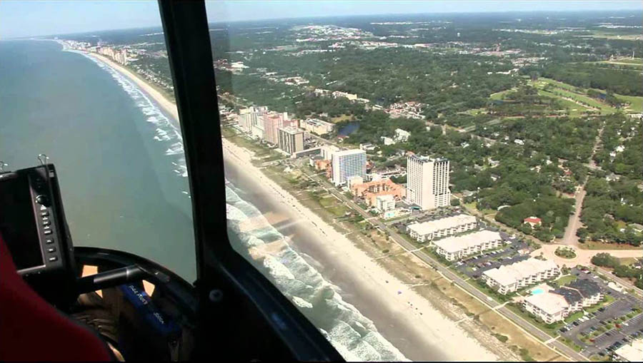 5 Unusual Ways to See Myrtle Beach