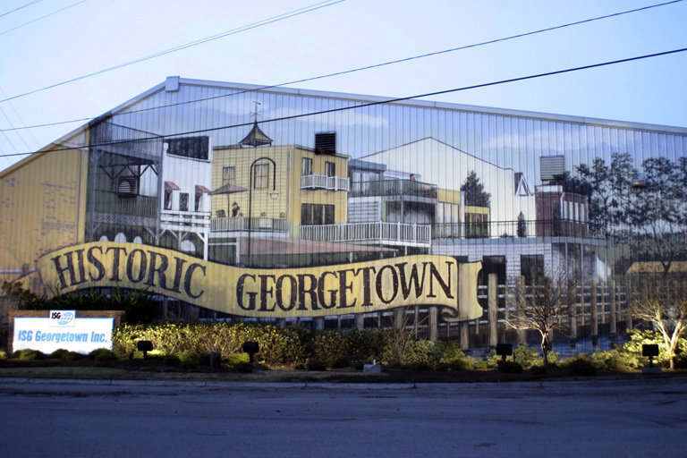 Take a Day Trip Back in Time to Historic Georgetown
