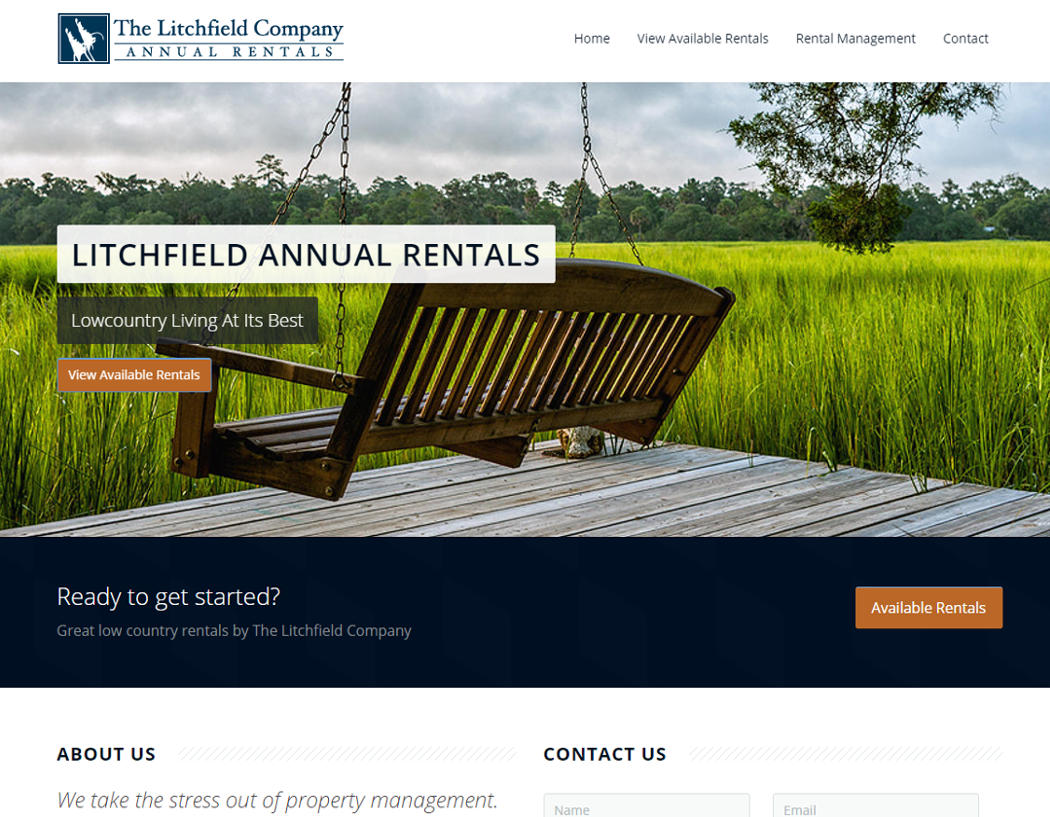Litchfield Annual Rentals