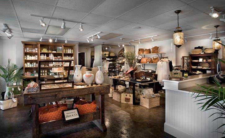 Spa Gift Shop