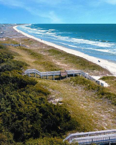 Litchfield Beach Coast