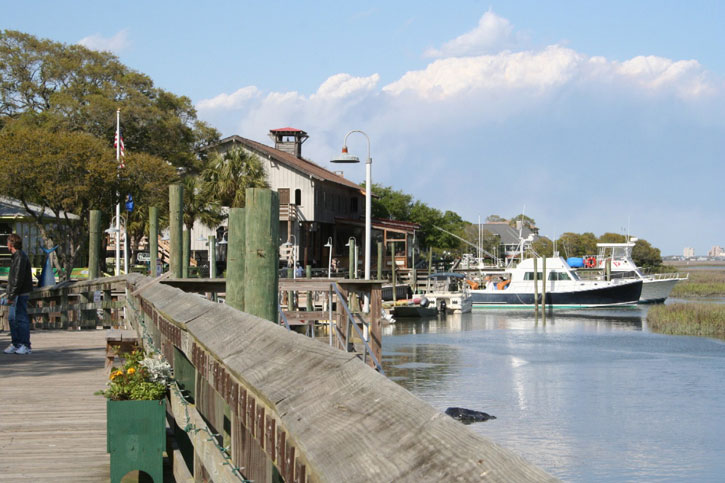 Seven Places to Spend Your Stay in Pawleys Island