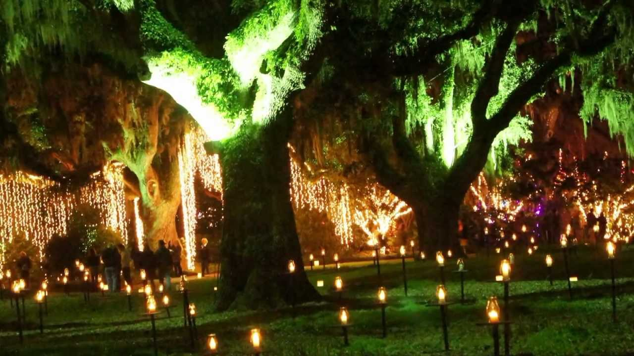 Brookgreen Gardens Nights of a Thousand Candles