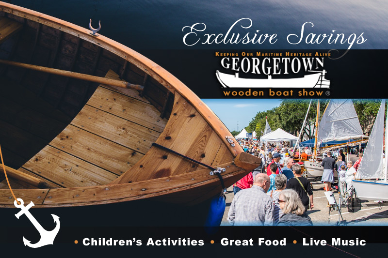 29th Annual Georgetown Wooden Boat Show True Blue Resort