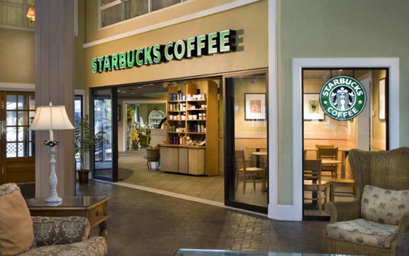 Starbucks Litchfield Beach Vacations