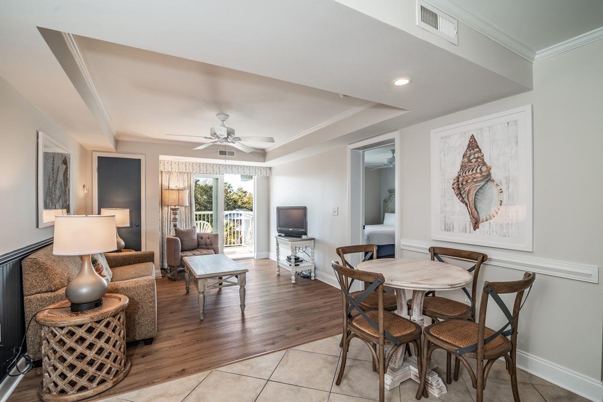 Summerhouse 1 Bedroom Suite Condo Rentals