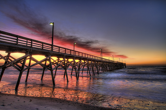 Best Places to Experience Sunrises and Sunsets Along the Grand Strand