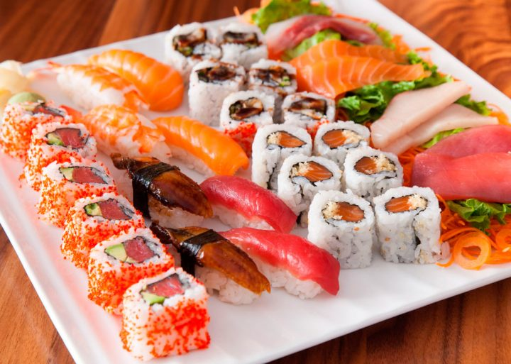 Top 5 Places For Sushi Near Litchfield Beach