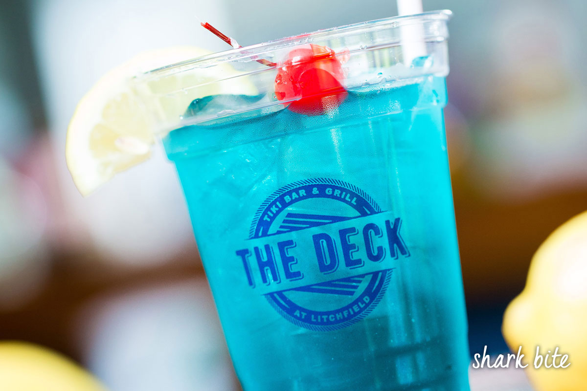 The Deck at Litchfield Tiki Bar