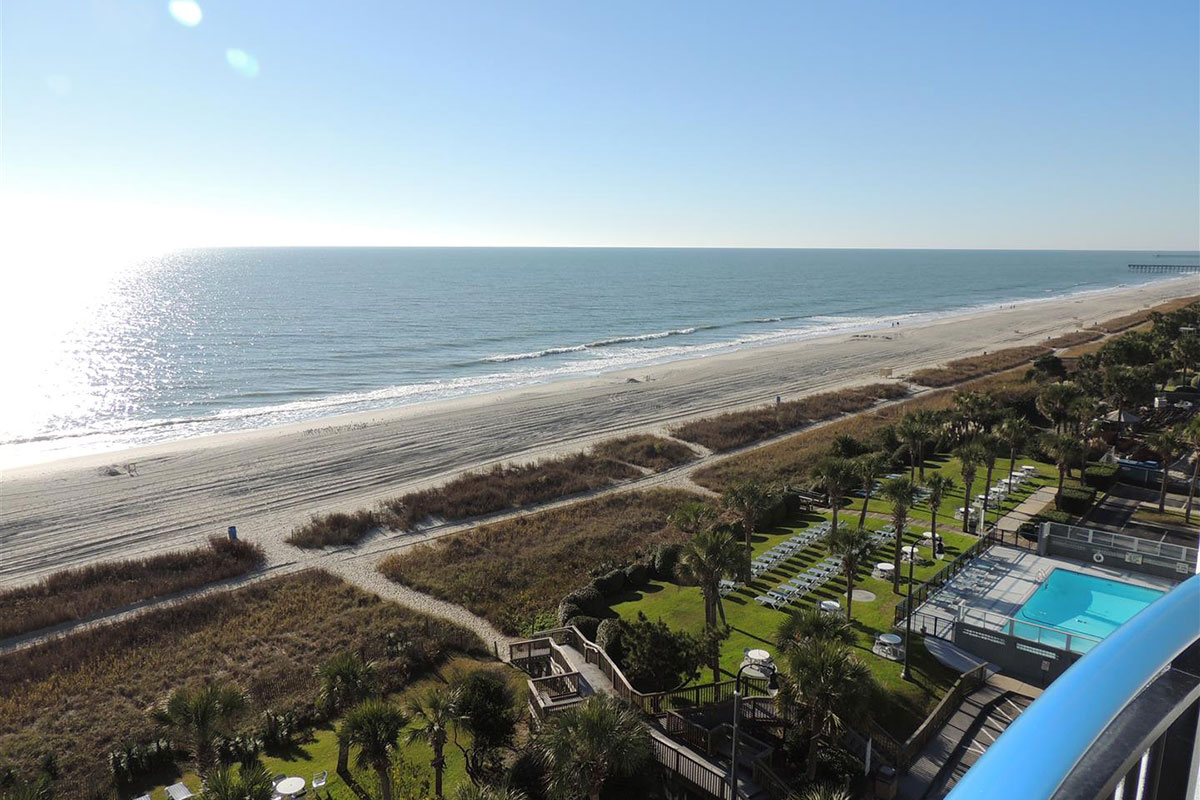 Boardwalk Oceanfront Towers BOT736 Family Vacations
