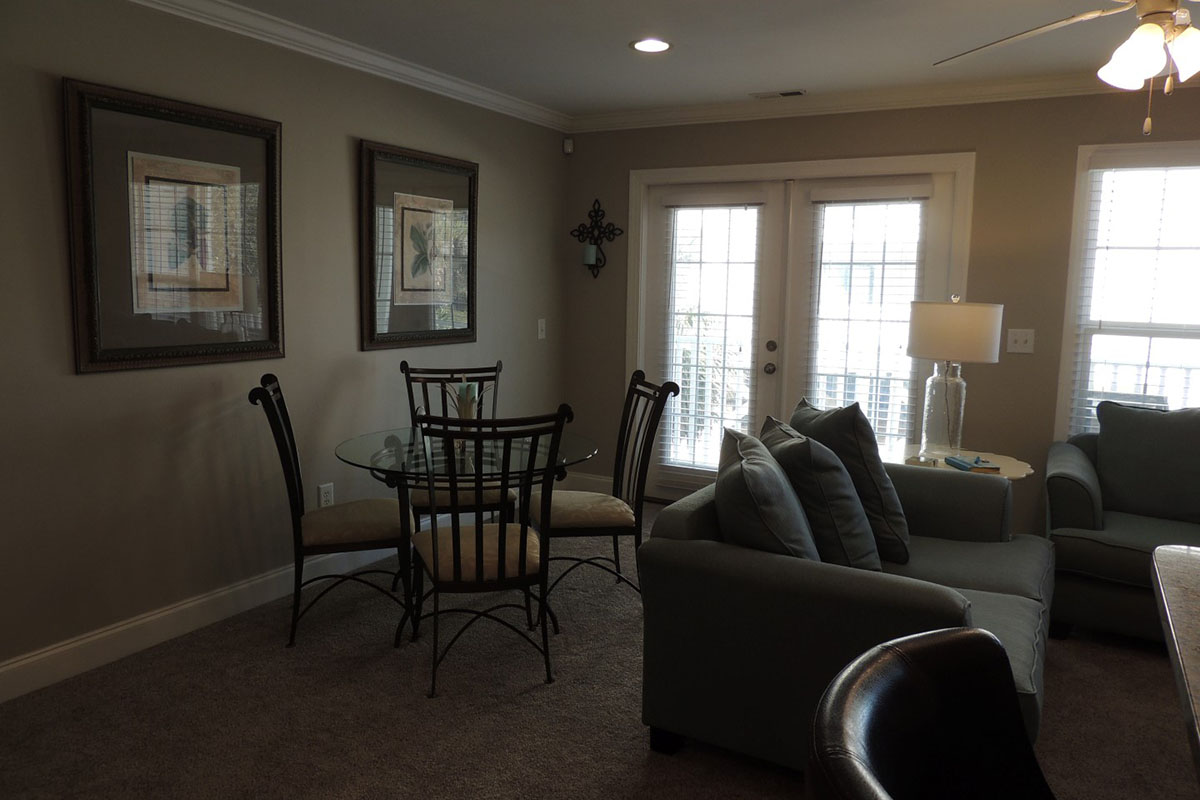 Charleston Village 102 Condo Rentals
