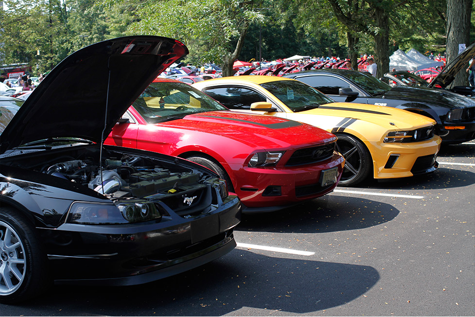 Mustang Week in Myrtle Beach
