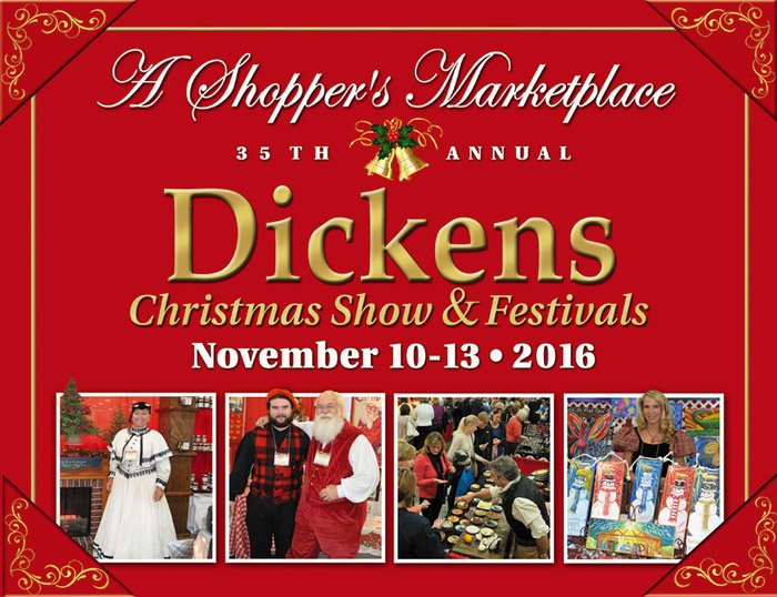 Dickens Christmas Show and Festival Returns in November