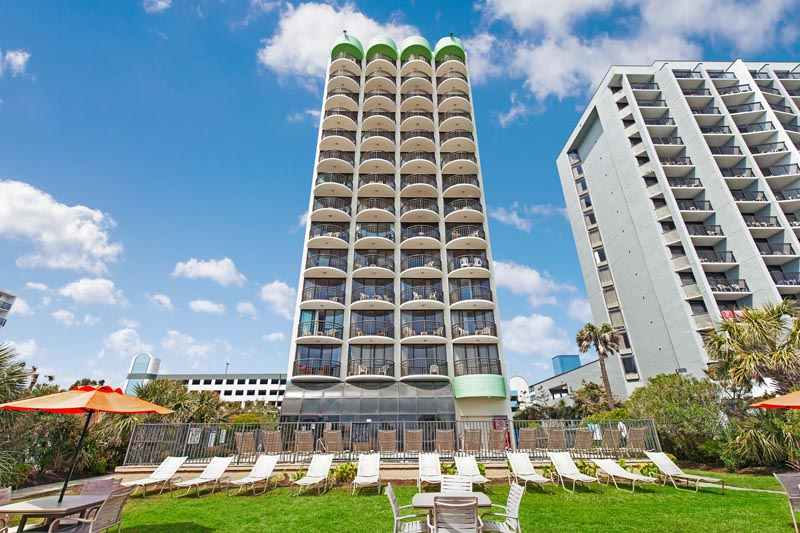 Meridian Plaza Vacations