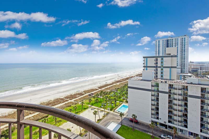 Meridian Plaza 1405 Ocean Getaway