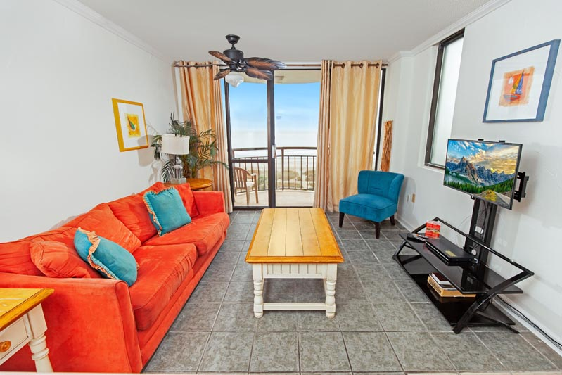 Ocean Front King - Meridian Plaza 404
