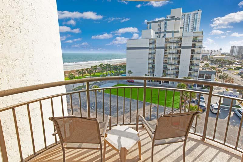 Meridian Plaza 607 Vacation Rentals
