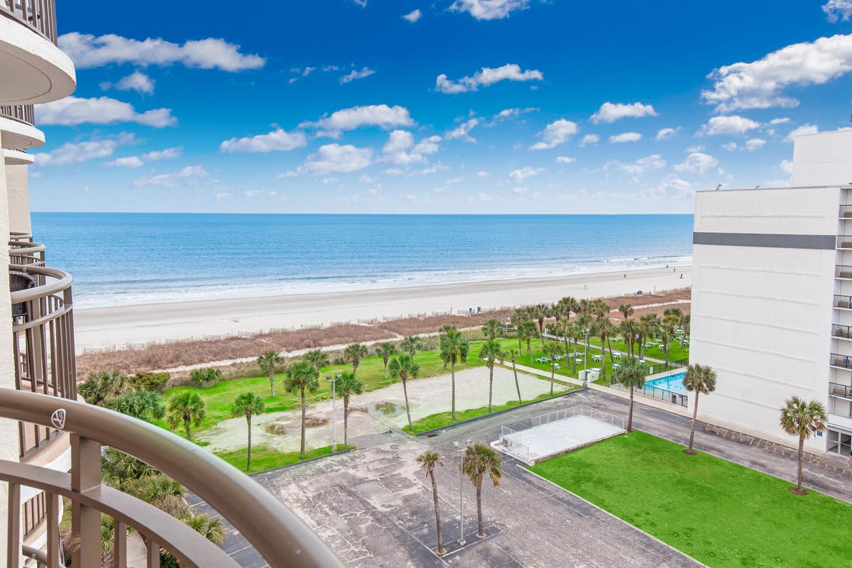 Meridian Plaza 808 Vacation Rentals