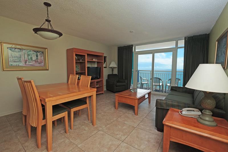 2 BR Queen Deluxe - Atlantica Resort Vacation Rental