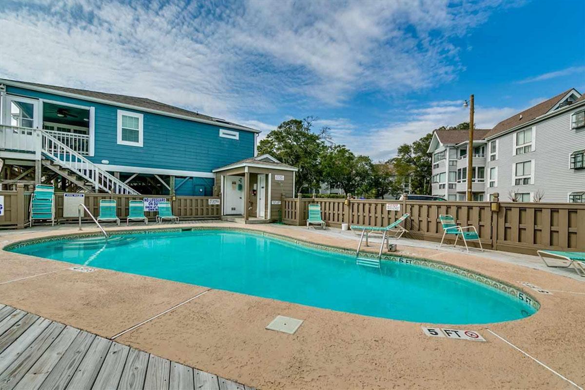 Seaside Myrtle Beach House Rentals